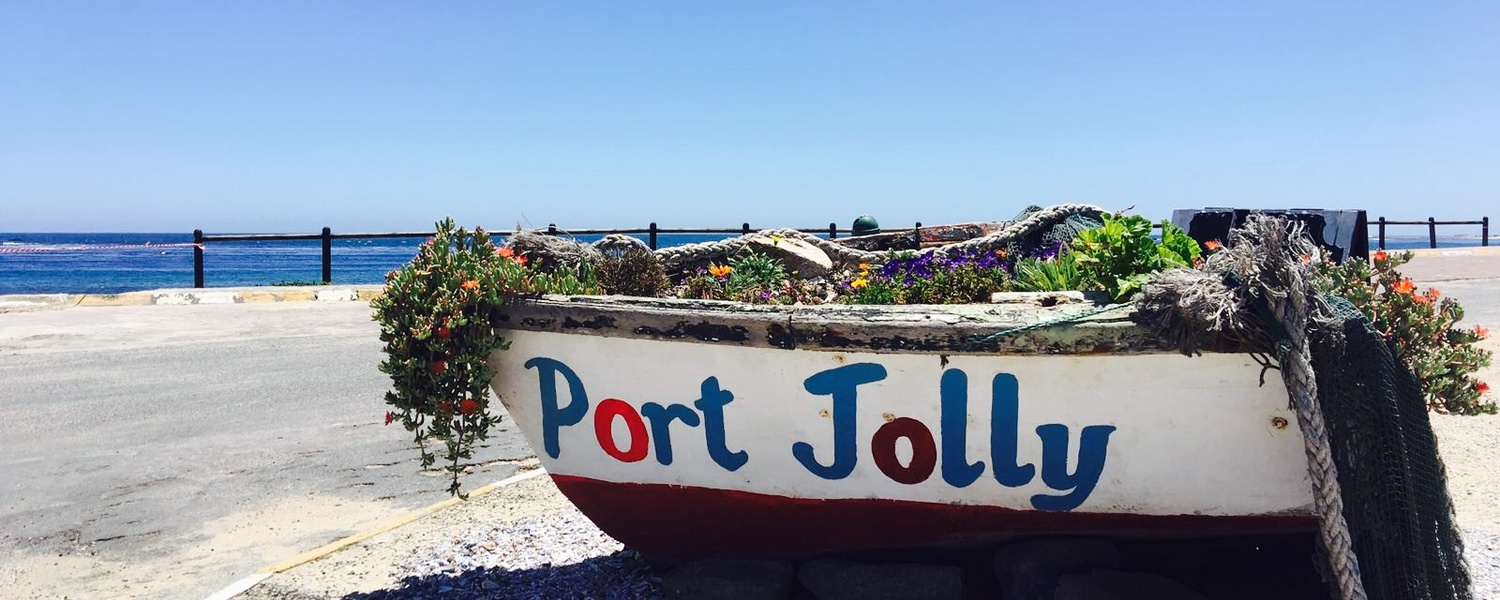 In the town of Port Nolloth - we have a lot of crafty people!